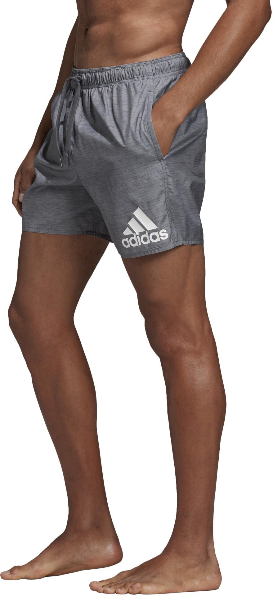 e24d26e7d adidas Badge of Sport Melange SL Shorts Men grey six